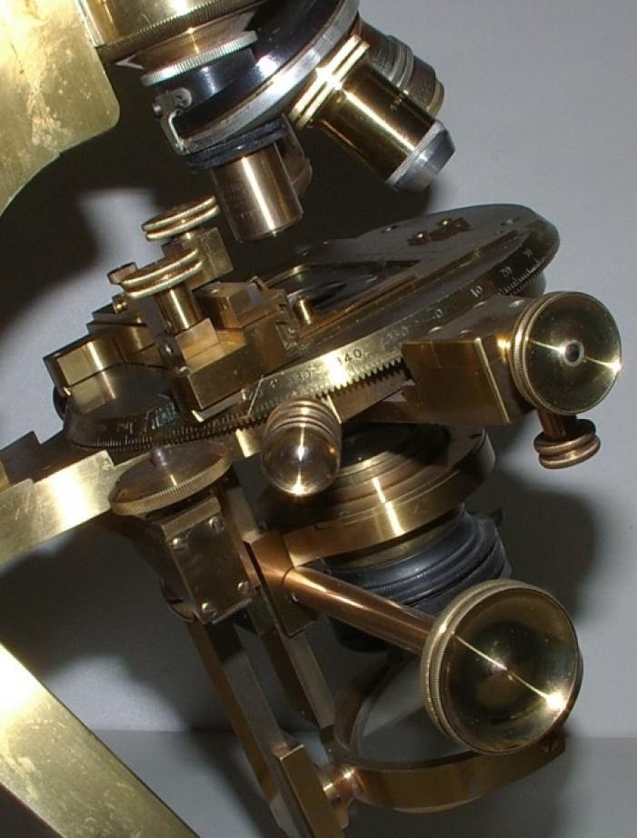 R.& J. Beck microscopi antichi, vintage microscopes, microtome, microtomes