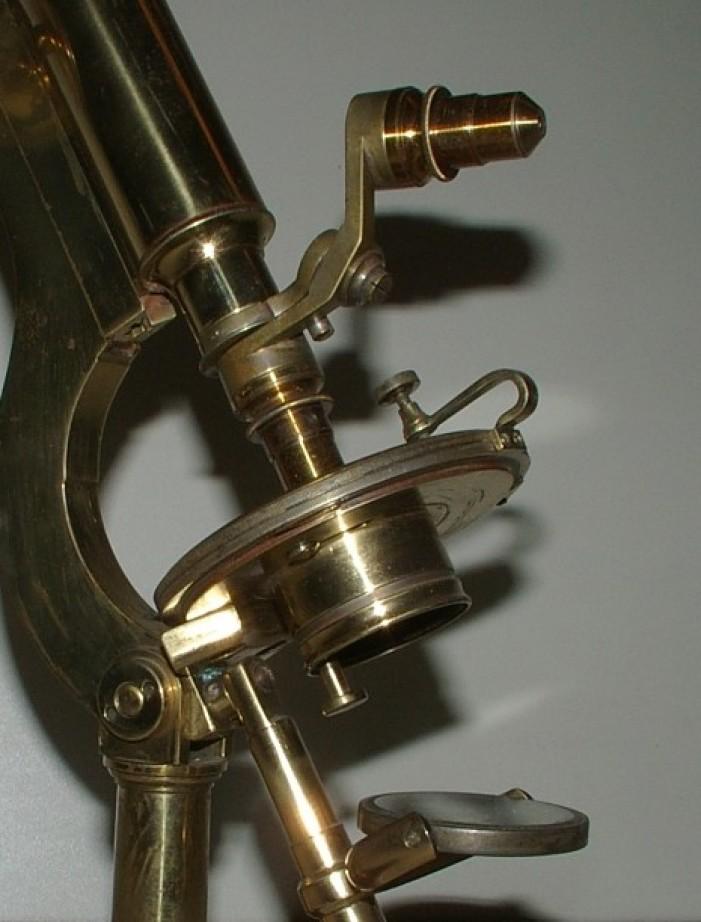 R. & J. Beck microscopi antichi, vintage microscopes, microtome, microtomes