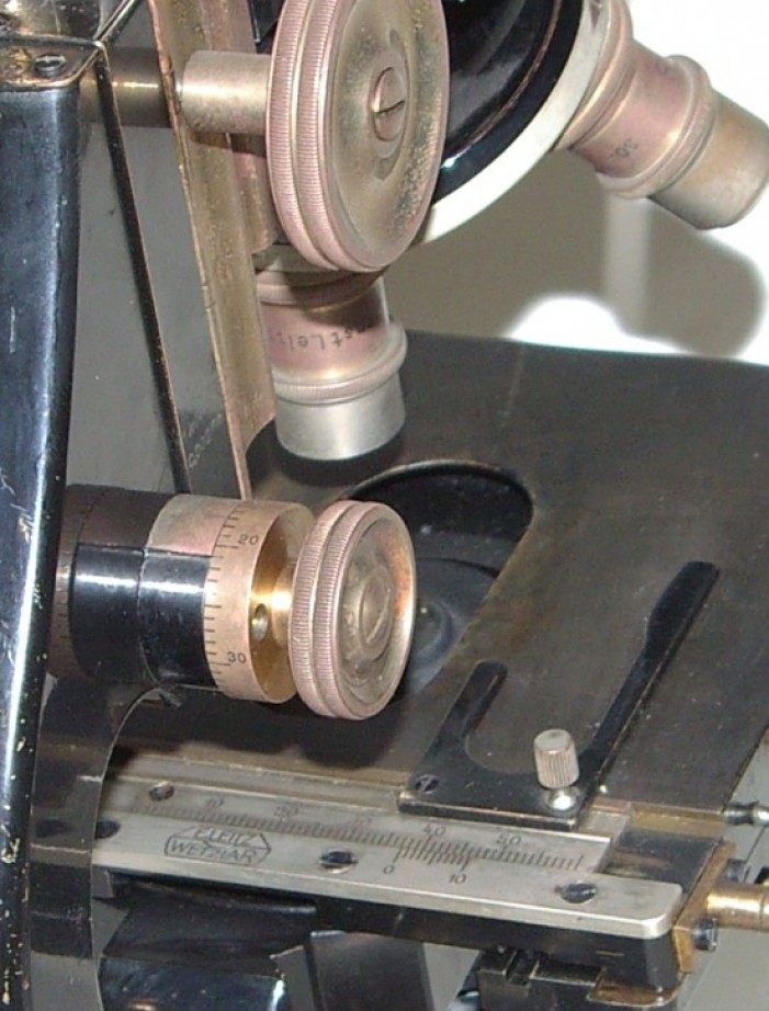 Leitz Binocular Microscope microscopi antichi, vintage microscopes, microtome, microtomes