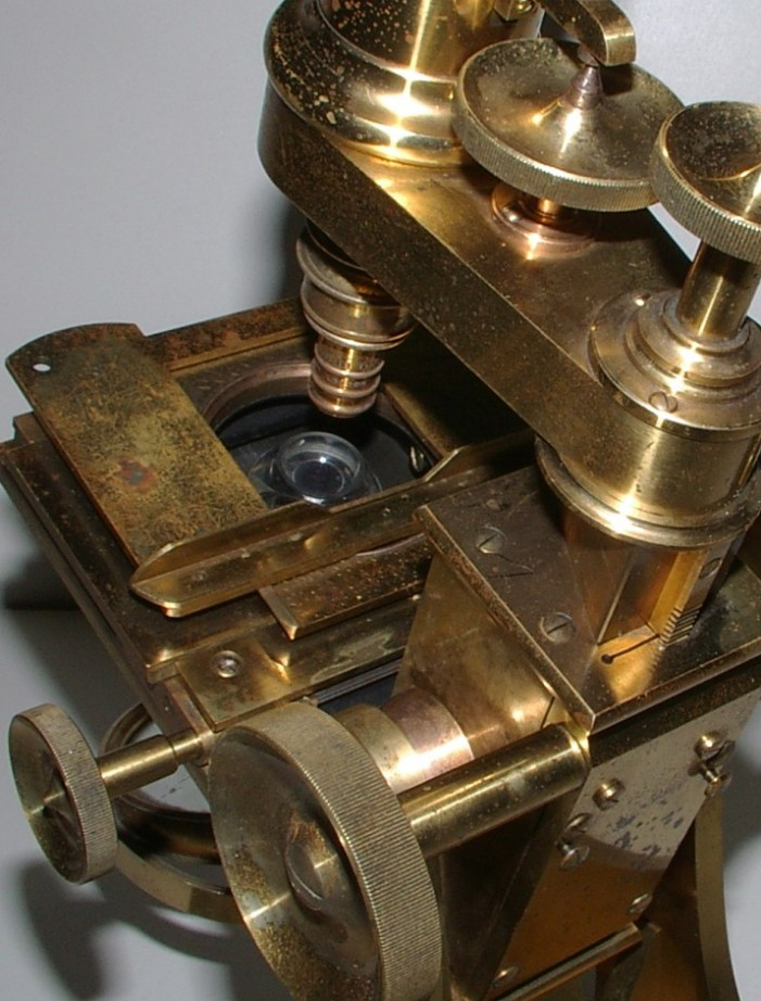 Baker Charles microscopi antichi, vintage microscopes, microtome, microtomes