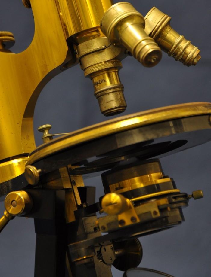 Karl Zeiss - Monocular Microscope microscopi antichi, vintage microscopes, microtome, microtomes