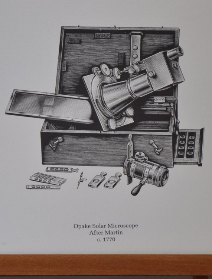 Replica Rara microscopi antichi, vintage microscopes, microtome, microtomes