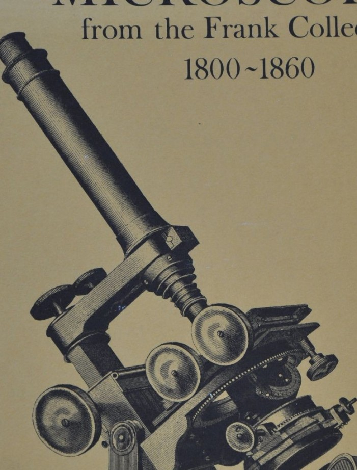 Microscopes Frank collectio 1800-1860 per la salute