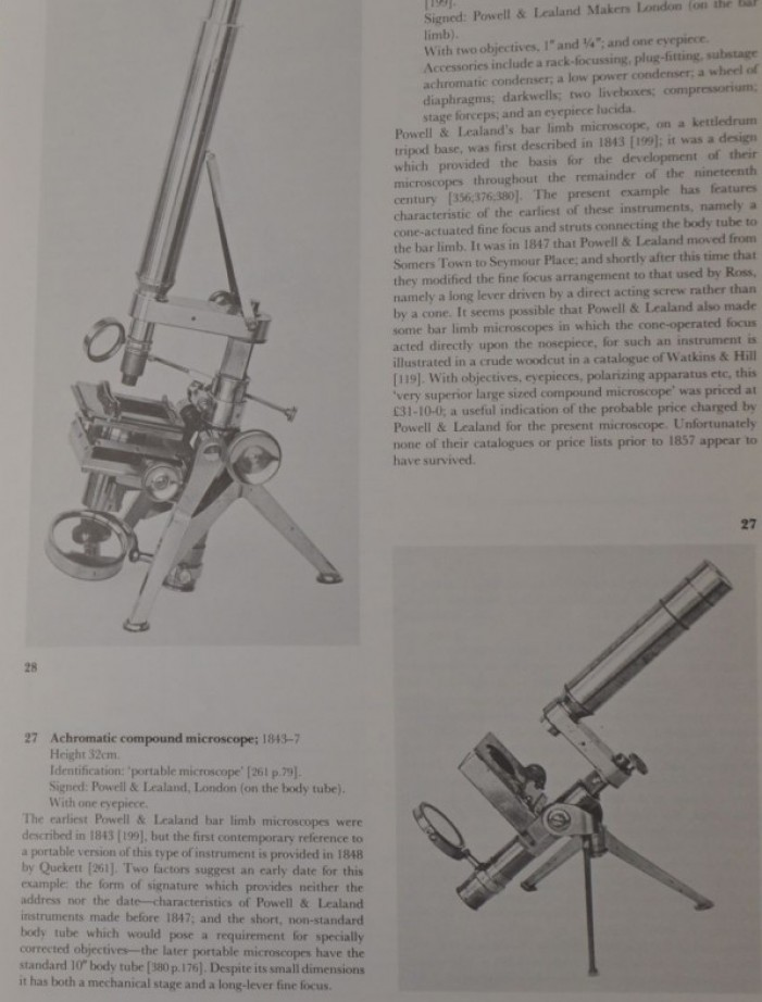 Microscopes Frank collectio 1800-1860 microscopi antichi, vintage microscopes, microtome, microtomes