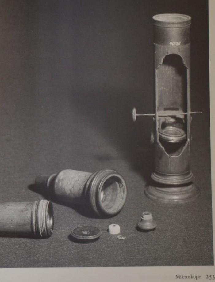 J.F. Brander 1713-1783 microscopi antichi, vintage microscopes, microtome, microtomes