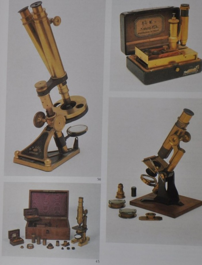 Museo di storia della Scienza Firenze microscopi antichi, vintage microscopes, microtome, microtomes