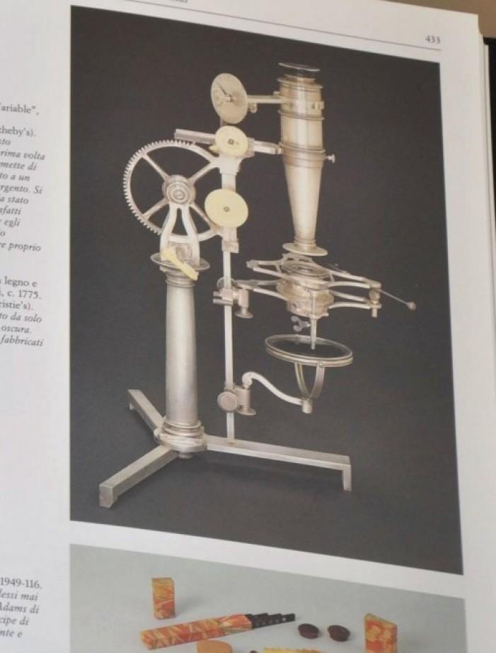 Storia delle Scienze Science History microscopi antichi, vintage microscopes, microtome, microtomes