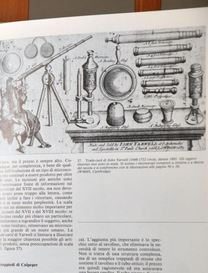 Turner Guide's Collectors microscopi antichi, vintage microscopes, microtome, microtomes