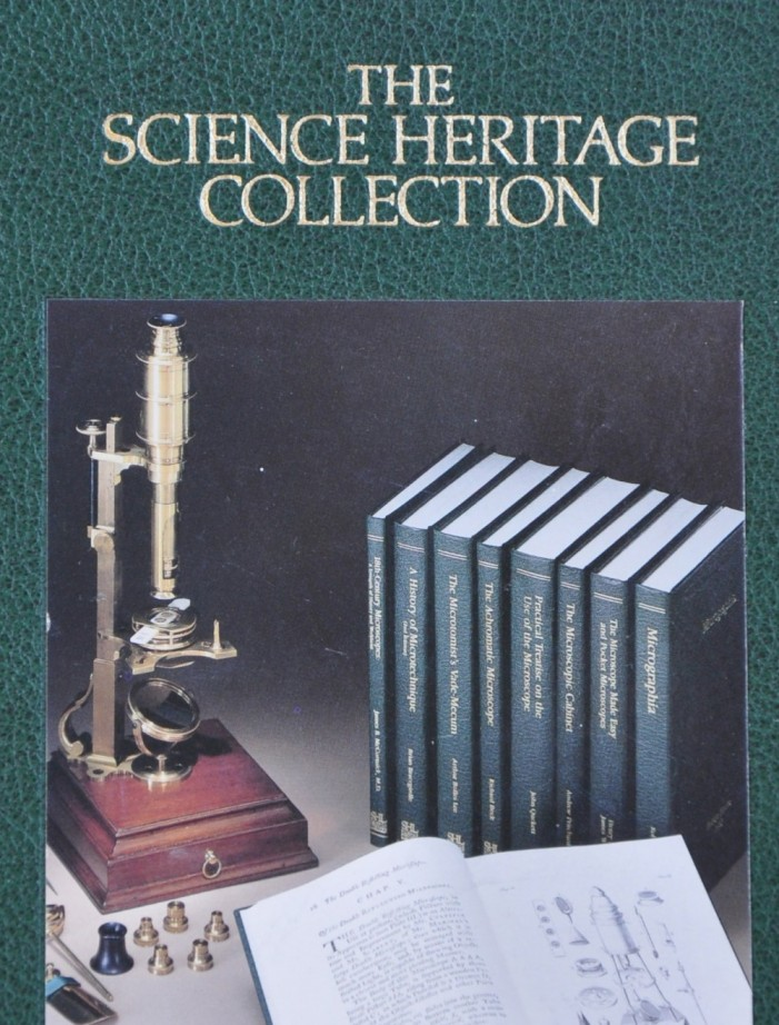 The Science Heritage Collection per la salute